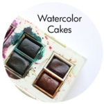Winsor & Newton Watercolor Cakes