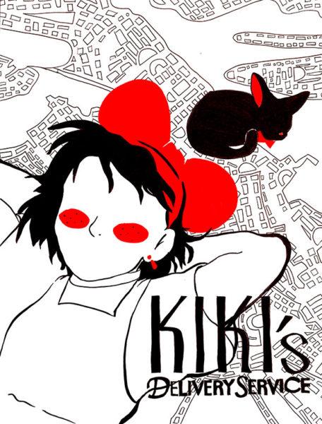 Movie Poster, Kira Held