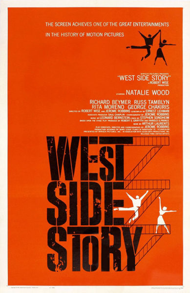 Movie Poster, Saul Bass