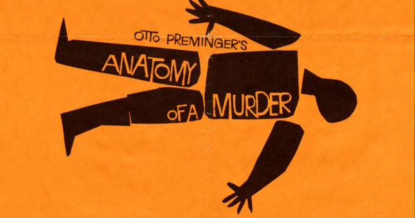 Movie Poster, Saul Bass