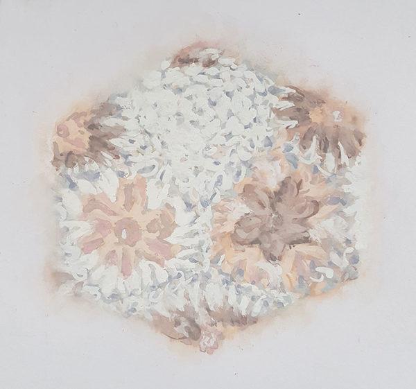 Gouache Painting, Charlotte Furneaux