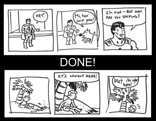 Comics Jam, Casey Roonan