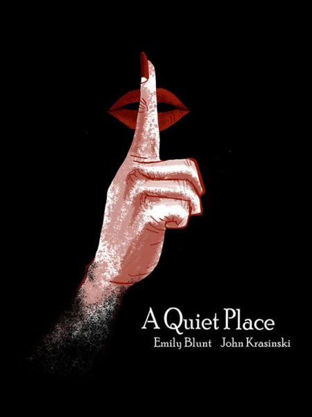 October Art Dare: Movie Posters