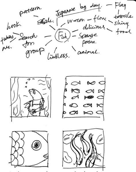 Jason Dai, Thumbnail Sketches