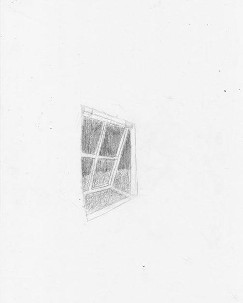 Rafael Sangga, Pencil Drawing