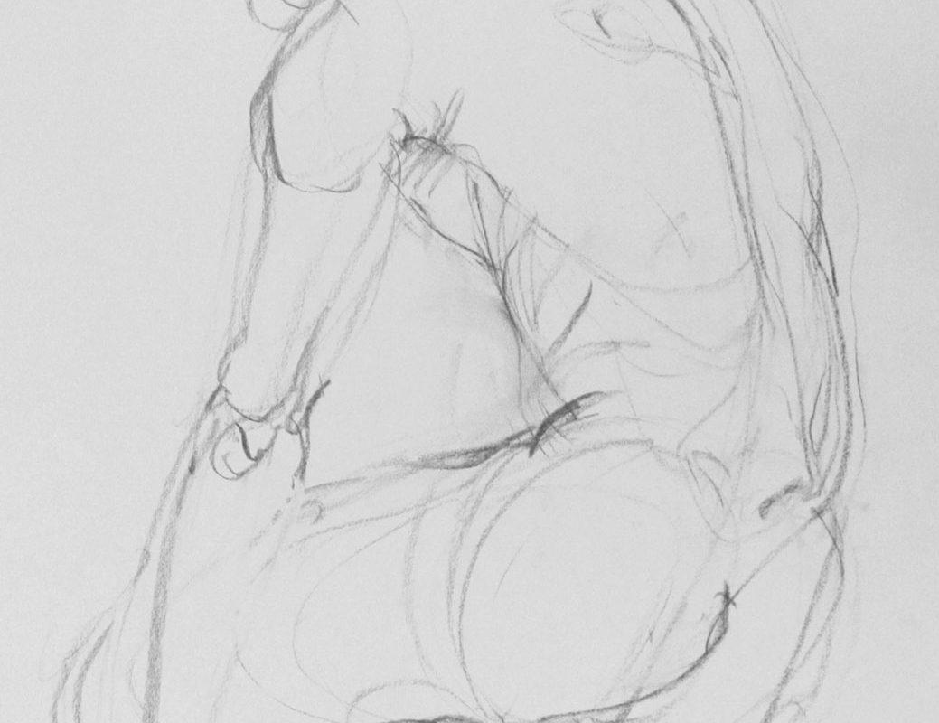 Figure Gesture Drawing
