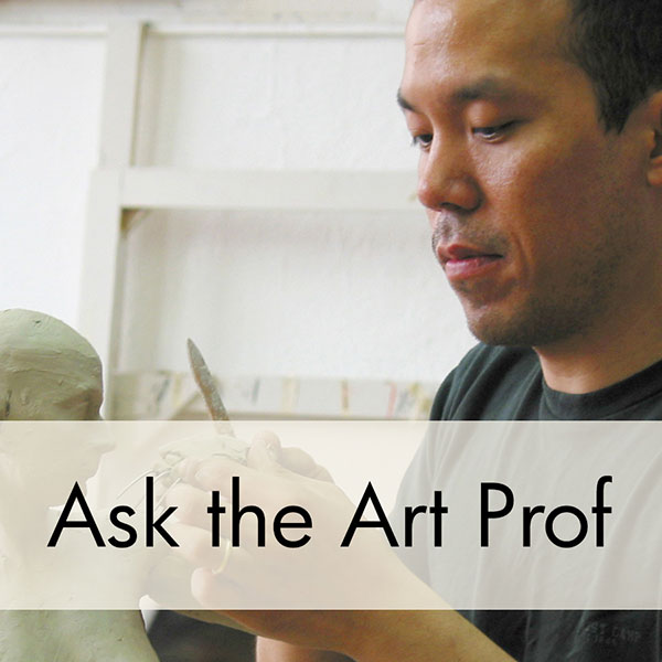 Ask the Art Prof: RISD Adjunct Professor Clara Lieu