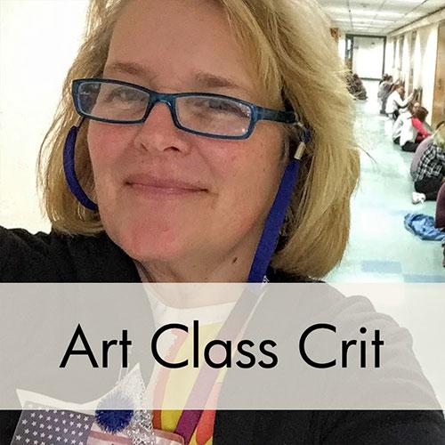 Art Critique: High School Art Class