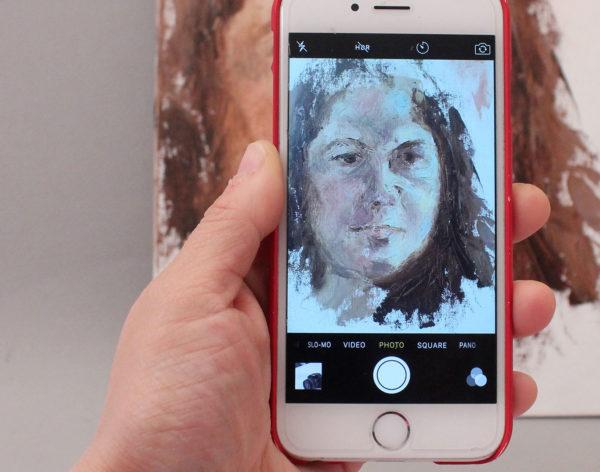Art School Admissions Portfolio, Photographing 2D artwork