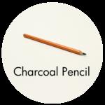 Art Supplies: Charcoal Pencil