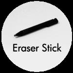 Art Supplies: Eraser Stick