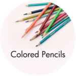 Art Supplies: Colored Pencils