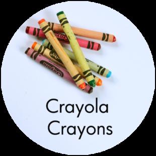 Art Supplies: Crayola Crayons