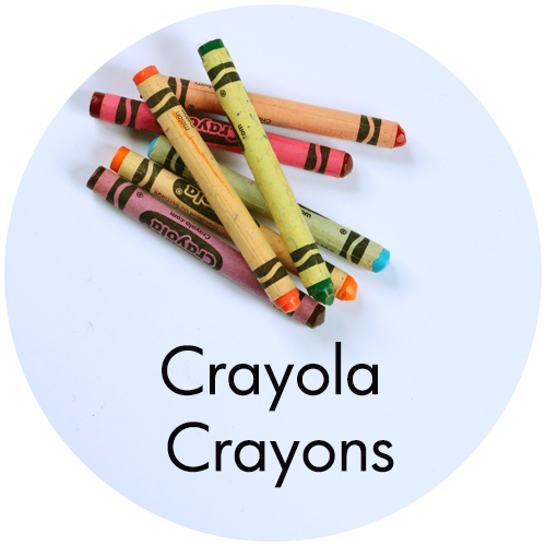 Art Supplies: Crayola Crayons