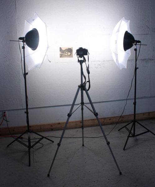 Art School Admissions Portfolio: Photographing Your Artwork