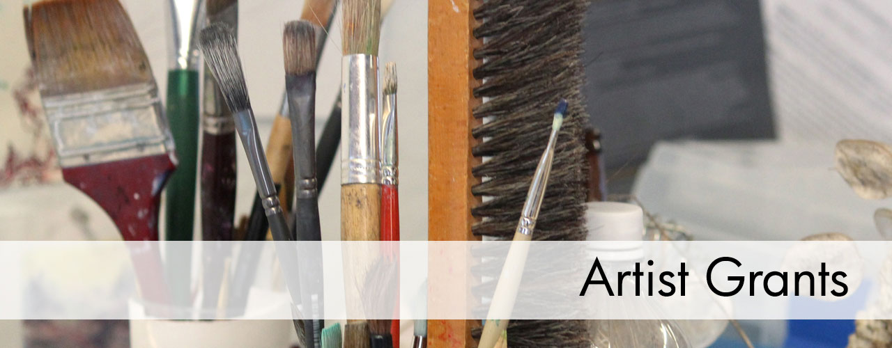 Grants for Visual Artists