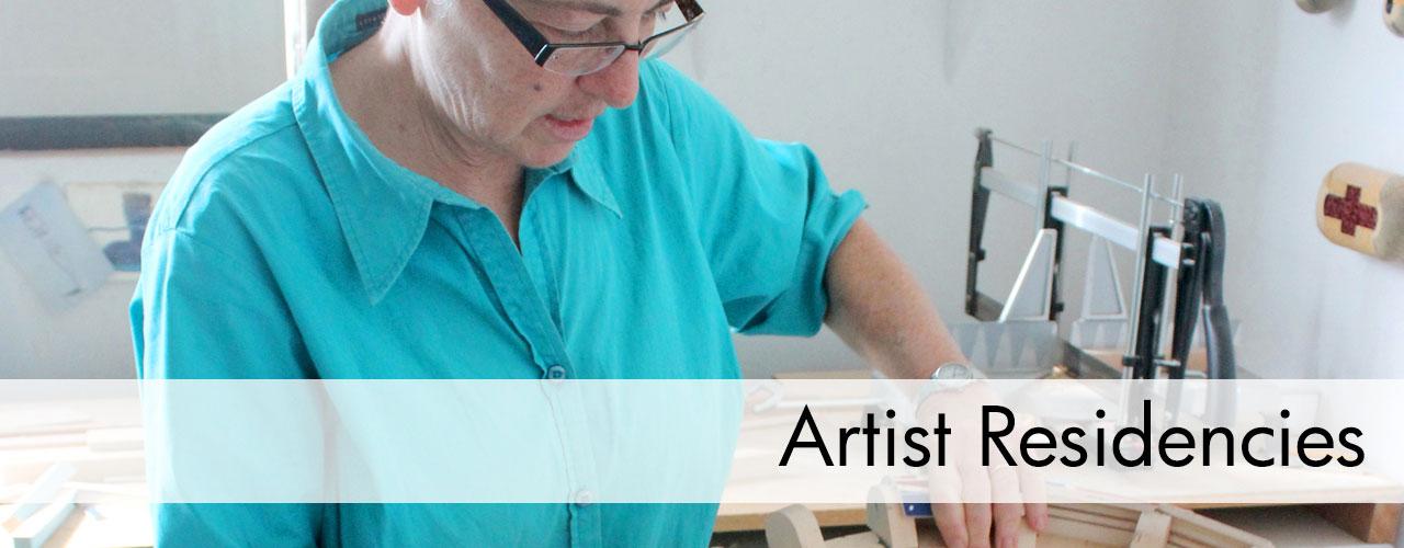 Visual Artist Residencies