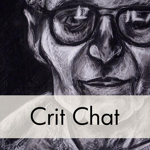 Art Critique: Charcoal Portrait Drawing