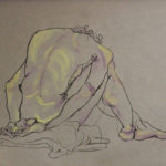 Art School Admissions Portfolio: Figure Drawing