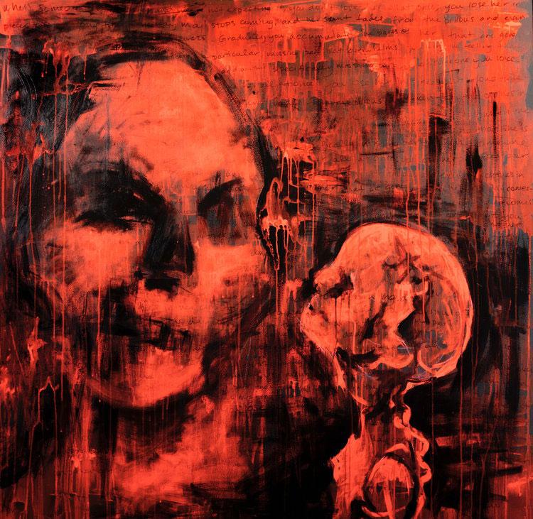 Monika Hedman, Art School Admissions Portfolio