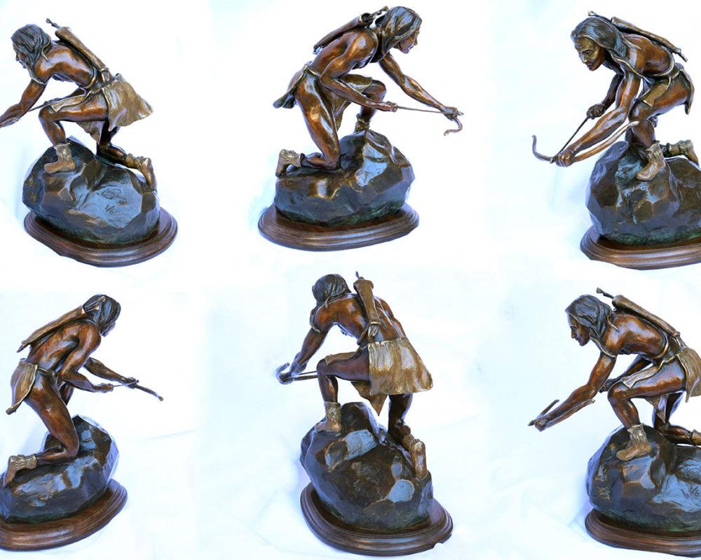 Art School Admissions Portfolio: Sculpture
