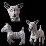 Art School Admissions Portfolio: Paper Mache Sculpture