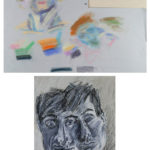 Art School Admissions Portfolio: Pastel Drawings