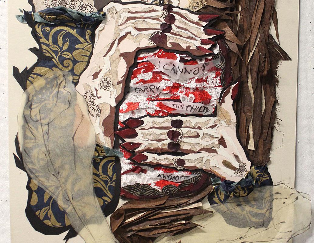 Emerging Artist Cecilia Cao