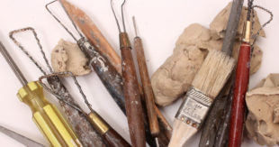 Art Supplies: Sculpture Tools