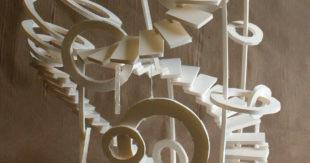 Art Prof Project Ideas: 3D Staircase Sculpture