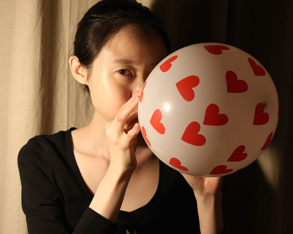 Hyeiji Kim, Art Dare