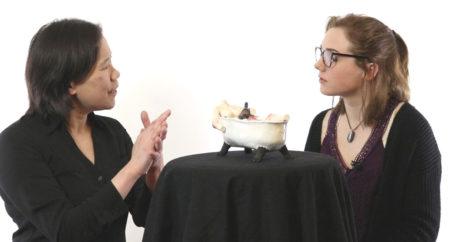 Art Critique with RISD Adjunct Professor Clara Lieu