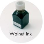 Art Supplies: Walnut Ink