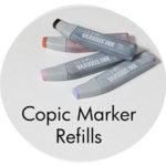 Art Supplies: Copic Marker Refills