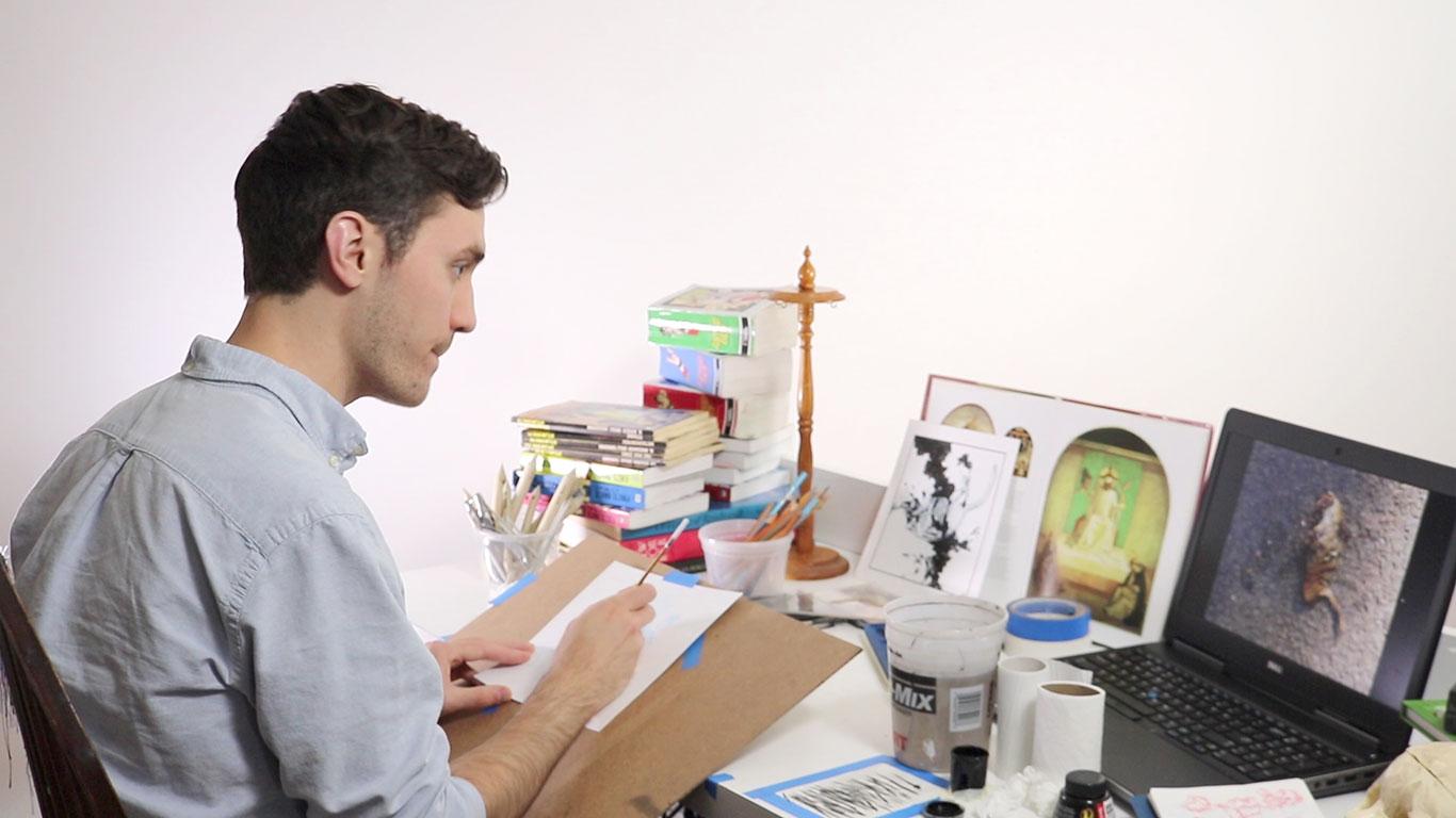 Casey Roonan, Illustrator & Comics Artist