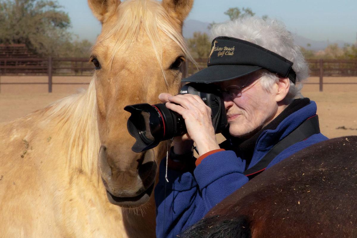 Judy Brown, Photographer