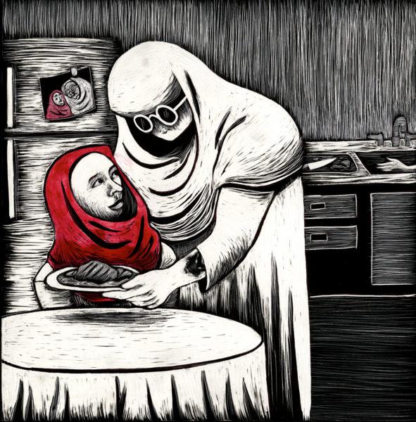 Clarisse Angkasa, Illustration