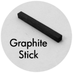 Art Supplies: Graphite Stick