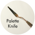 Art Supplies: Palette Knife