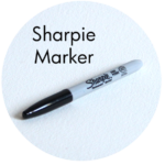 Art Supplies: Sharpie Marker