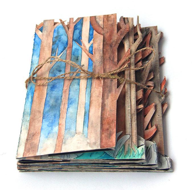 Clarisse Angkasa, Artist's Book