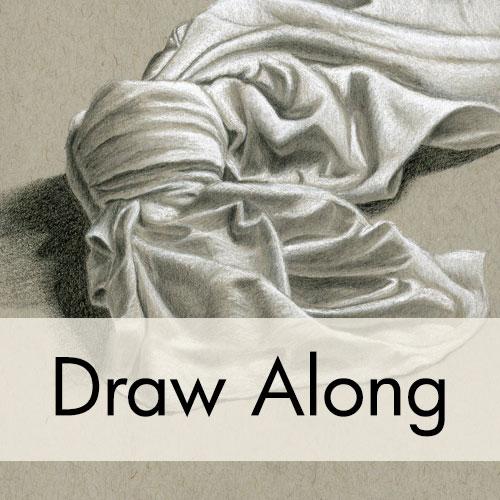 Drawing, Evelyn Lockhart
