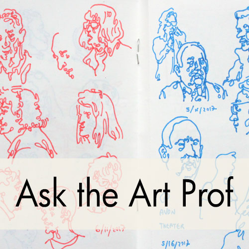 How Do Artists Come Up With Ideas For Their Artwork Art Prof Create Critique