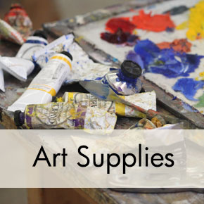 Art Supplies: Painting