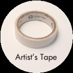 Art Supplies: Artist's Tape