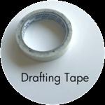 Art Supplies: Drafting Tape
