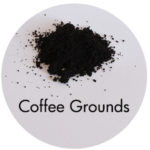 Art Supplies: Coffee grounds