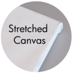 Art Supplies: Stretched Canvas