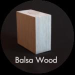 Art Supplies: Balsa Wood
