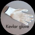 Art Supplies: Kevlar Glove